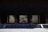 冬のある日南禅寺 - 京都ときどき沖縄ところにより気まぐれ