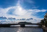 弁天橋から見る光景 - エーデルワイスPhoto