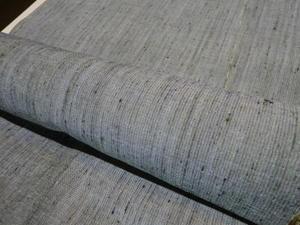 次の手創りはこの織布で・・・。 - 織華の紗音