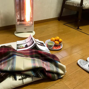 早朝のお茶時間 - 秋桜日記