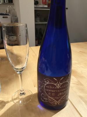 美味しい日本酒「女城主」で作ったシャンパンファイト用のラリー酒 - 中津スバルの濃いスバリストに贈る情報