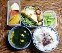 タコと芽キャベツのアラビアータ - 好食好日