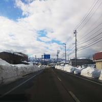 青空も出て、これでやっと大雪もひと段落かも。 - 百笑通信 ブログ版