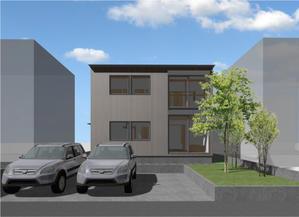 Q1住宅L3T3秋田秋田広面:見学会 - 家づくり西方設計