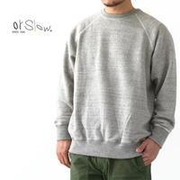 orslow [オアスロウ] CREW NECK SWEAT SHIRT [03-0015-S64] クルーネックスウェットシャツ・スエット・MEN'S - refalt blog