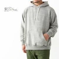 orslow [オアスロウ] HOODED SWEAT SHIRT [03-0016-S64] フードスウェットシャツ・・スエットパーカー・MEN'S - refalt blog