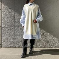 『Maison Margiela』オーバーシャツドレス - 山梨県・甲府市 ファッションセレクトショップ OBLIGE womens【オブリージュ】
