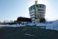 雪のビュー福島 - 畦道、山道 デジタル散歩