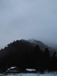 小雨で2℃の朝・・・朽木小川・気象台より - 朽木小川・気象台より、高島市・針畑・くつきの季節便りを!