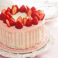 ショートケーキの日 - 恋するお菓子