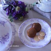 ◆可愛いお花と美味しいお菓子と楽しい時間 - フランス雑貨とデコパージュ&ギフトラッピング教室 『meli-melo鎌倉』