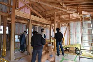 嘉島の家電気配線打合せ - くまもとの家づくり・空楽