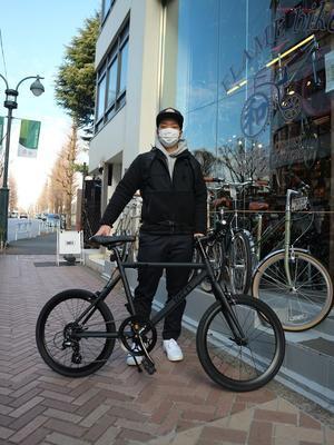 1月22日 渋谷 原宿 の自転車屋 FLAME bike前です - かずりんブログ