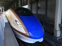 長野県姨捨駅まで行く旅 2020年12月北陸新幹線 - 人生・乗り物・熱血野郎