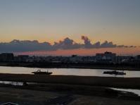 ◆ 「輝く雲」(2021年1月) - 空とグルメと温泉と