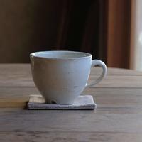 村木雄児さんの粉引マグカップ - 暮らし用品便り