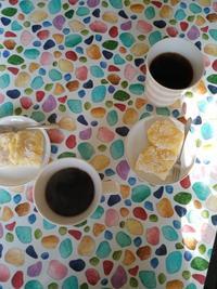 バター餅とお赤飯 - 【愛と怒涛のけいこ飯】  夫はナニジン?  不思議の国の新・国際結婚