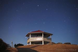 月夜の公園 - 遥かなる月光の旅