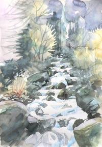 深山幽谷 - ryuuの手習い