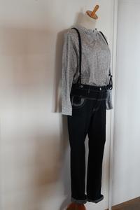 デニム&リバティプリント洋服のサンプルをご覧ください! - 雑貨屋regaブログ