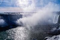 真冬のナイアガラの滝3 - tats@Blog