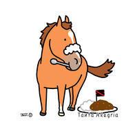 カレーの日 - おがわじゅりの馬房
