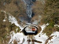 スノーシェルターを抜けて(2009年12月) - ポン太の写真帳別館