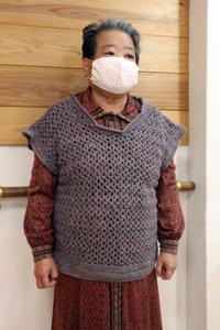 編みもの ~ ニットのベスト ~ - 鎌倉のデイサービス「やと」のブログ