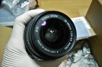 改造~( ゚∀゚) SIGMA ZOOM 28-80 F3.5-5.6 MACRO ASPHELICAL - カメラおばちゃん今日もゆく~