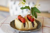 シフォンケーキ2種類焼きとシフォンサンド - Smart chic