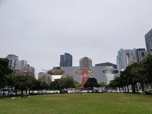 台中国家歌劇院へ行ってみようー5階のオシャレな空間はVVG編ー - メイフェの幸せ&美味しいいっぱい~in 台湾