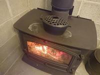 暖炉 - 平屋暮らし*時々handmade ~優駿、大樹の下で和を奏でる~