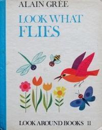 アラン・グレの「飛んで見える物」絵本 - Der Liebling ~蚤の市フリークの雑貨手帖3冊目~