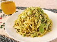 【雑穀料理】作り置きにもぴったり!ブロッコリーソースパスタの作り方・レシピ【キヌア】 - Tempota Cuisine