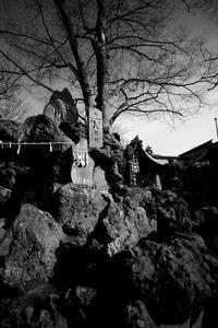 神々が棲む石山 - 節操のない写真館