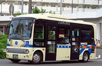 横浜市交通局 SKG-HX9JLBE - 研究所第二車庫