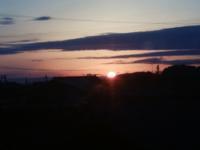 久しぶりの太陽 - 日々の風景