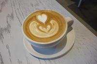 ブルーボトルコーヒーさんでホットラテ - *のんびりLife*