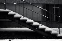 雪の長崎県美術館 - A  B  C