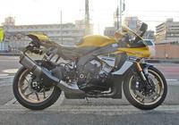 K西サン号 YZF-R1 車検取得とオイル・バッテリー・タイヤ交換などなどなど・・・(笑) - バイクパーツ買取・販売&バイクバッテリーのフロントロウ!