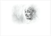 《人老いて一人対話する。Ⅱ・・・年の(デッケイ)人》 - 『ヤマセミの谿から・・・ある谷の記憶と追想』