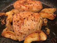 バーボンでマリネした豚肉のスー・ヴィード調理(オーブンでも可) - やせっぽちソプラノのキッチン2