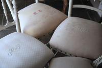アンティークチェア フレンチアンティーク 椅子 白椅子 まとめ - clair de lune