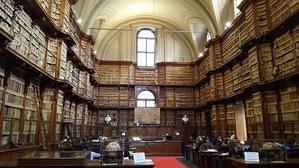 """Biblioteca Angelica""  アンジェリカ図書館 - バリスタは只今シエスタ"