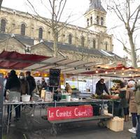 パリ市が提案するレストランの生き残り策「マルシェにテイクアウトのスタンドを!」 - keiko's paris journal                                                        <パリ通信 - KSL>