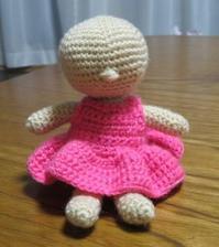 編みぐるみの途中・・・ - おばあさんの独り言