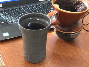 雑記、コーヒーでも、 - 皿 皿 碗 碗;週末陶芸