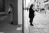 すれ違う時間銀座 - tats@Blog