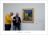 黄色と青 - Minnenfoto