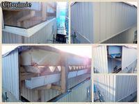 1/27・南小松・Y邸(パラペット修理) - とり三重成るままにsince2004
